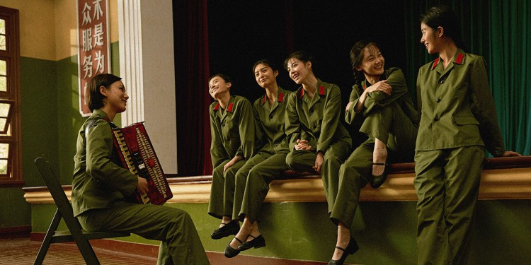 Feng Xiaogang Youth still one