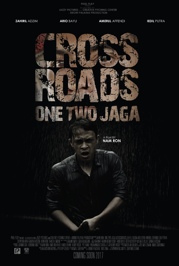 crossroads one two jaga poster