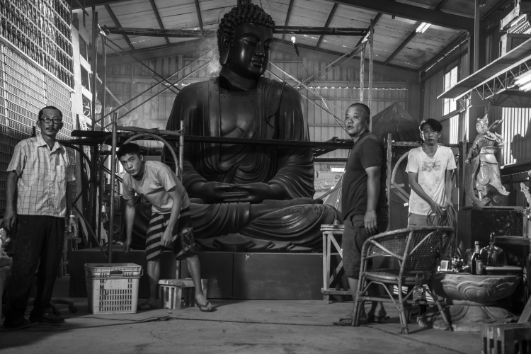 great buddha still 1