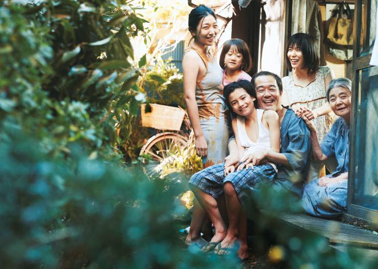 Shoplifters still 2