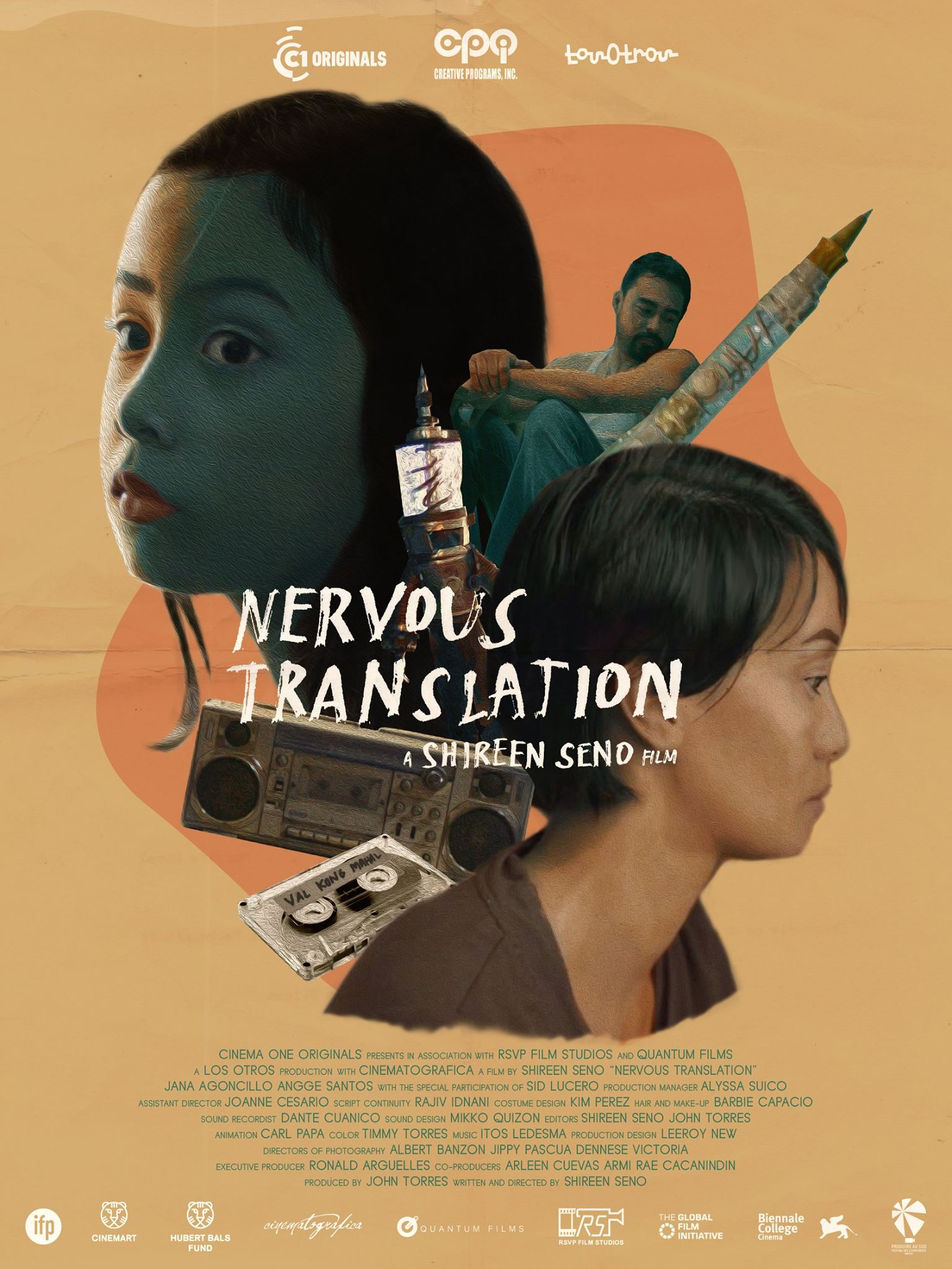 Nervous Translation poster 1