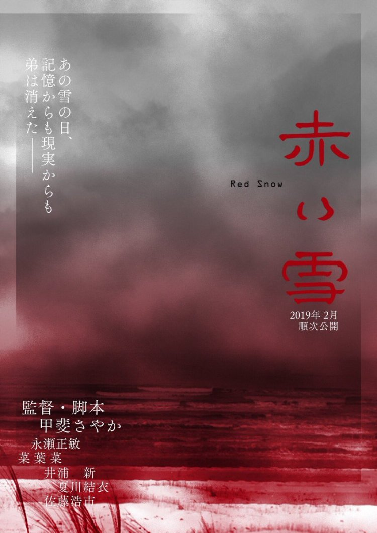 Red Snow poster 2