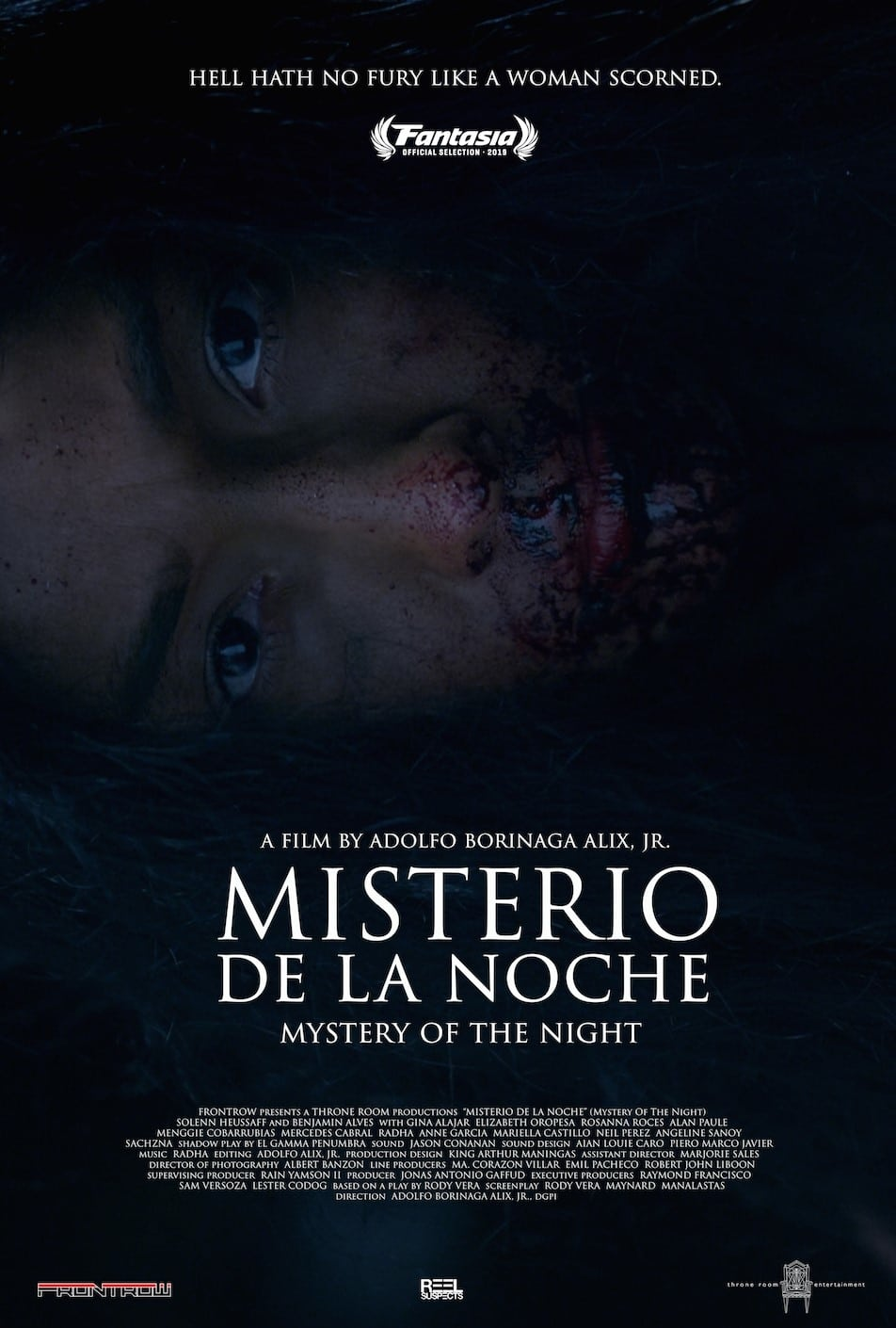 Mystery of the Night poster