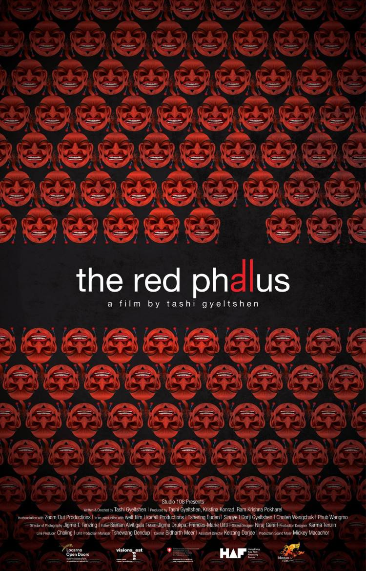 Red Phallus poster